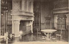 Cubry Chateau de Bournel - Interieur de la Salle a Manger - Cubry