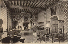 Cubry Chateau de Bournel - Le Grand Salon 25 Cubry
