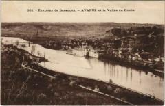 Avanne-AVENeY et la Vallee du Doubs - Environs de Besancon - Avanne-Aveney