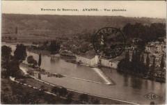 Avanne-AVENeY Vue Generale - Environs de Besancon - Avanne-Aveney