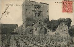 Bonnay Saint-Hippolyte - Ruines de la Chapelle de Saint-Hippolyte - Bonnay