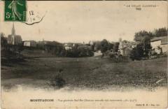 Montfaucon Vue Generale Sud-Est - Montfaucon