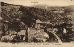 Morre Vue Generale - Environs de Besancon-les-Bains - Morre