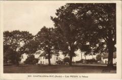 Chatillon-le-Duc Cafe Messin - La Pelouse - Châtillon-le-Duc