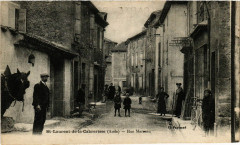 Saint-Laurent-de-la-Cabrerisse (Aude) - Rue Marceau - Saint-Laurent-de-la-Cabrerisse