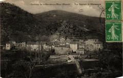 Env. de Saint-Gervais-sur-Mare Vue générale de Plaisance - Saint-Gervais-sur-Mare