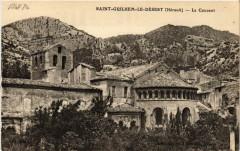 Saint-Guilhem-le-Desert Le Couvent - Saint-Guilhem-le-Désert