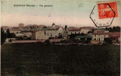 Saussan Vue générale - Saussan