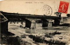 Olonzac Pont sur l'Aude - Olonzac