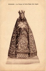 Pignans La Vierge de N.-D. des Anges - Pignan