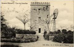 Saussan Tour du Castellas - Saussan