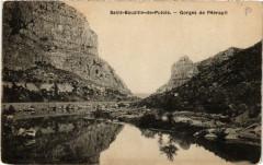 Saint-Bauzille de Putois Gorges de l'Hérault - Saint-Bauzille-de-Putois