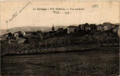 La Cerdagne Osseja Vue générale - Osséja