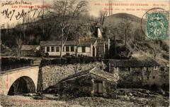 Saint-Laurent-de-Cerdans Usines sur la Route 66 Saint-Laurent-de-Cerdans