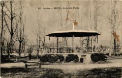 Brive - Le Jardin Public - Le Jardin
