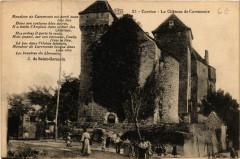 Curemonte - Chateau de Curemonte - Curemonte