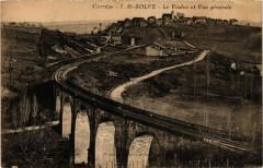Saint-Solve - Le Viaduc et Vue générale - Saint-Solve