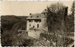Roche-le-Peyroux - Le Chateau d'Anglard - Roche-le-Peyroux