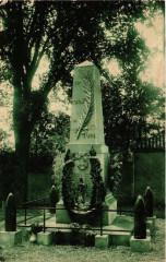 Monument aux Enfants de la Jarne morts pour la Patrie - La Jarne