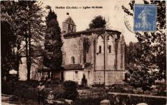 Matha Eglise Saint-Héric - Matha
