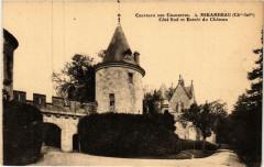 Mirambeau Cote Sud et Entrée du Chateau - Mirambeau