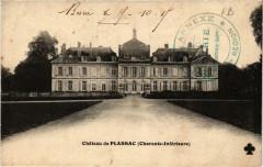 Chateau de Plassac - Plassac