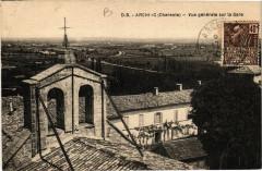 Archiac - Vue générale sur la Gare - Archiac