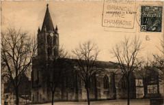 Segonzac - L'Eglise - Segonzac
