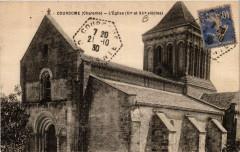 Courcome - L'Eglise (Xi et Xii siecles) - Courcôme