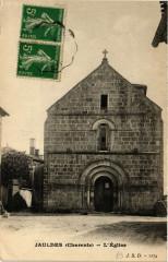 Jauldes - L'Eglise - Jauldes