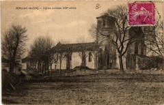 Juillac-le-Coq - Eglise romane Xii siecle - Juillac-le-Coq