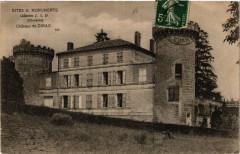 Chateau de Dirac - Dirac