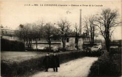 La Couronne - Chateau et Usine de la Courade - La Couronne