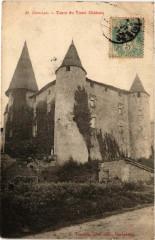 Chillac - Tours du Vieux Chateau - Chillac