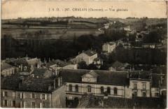 Chalais - Vue générale - Chalais