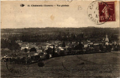 Chabanais - Vue générale - Chabanais