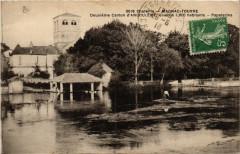 Charente - Magnac-Touvre - Deuxieme Canton d'Angouleme (Env. - Touvre