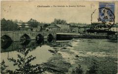 Chabanais - Vue générale du Quartier Saint-Pierre - Chabanais