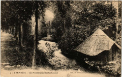 Verneuil - Les Promenades Rochefoucauld - Verneuil