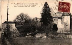 Env. d'Angouleme - La Couronne - Ruines de l'Abbaye - Logis des - La Couronne