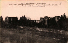 La Couronne - Ruines de. - La Couronne