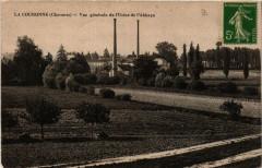 La Couronne - Vue générale de l'Usine de l'Abbaye - La Couronne