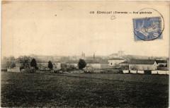 Echallat - Vue générale - Échallat