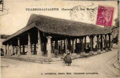 Villebois-Lavalette - Charente - Les Halles - Villebois-Lavalette
