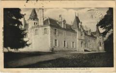 Beruges Chateau de Visais - Béruges