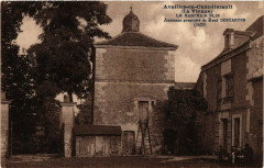 Availles-en-CHATELlerault - Le Marchais Blin - Ancienne - Availles-en-Châtellerault