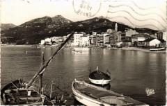 Corse - Propriano - Vue prise du Port - Propriano