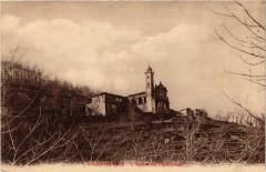Corse Orezza les Eaux. Eglise de Piedicroce - Piedicroce