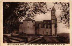 Corse - Orezza les Eaux - Eglise de Piedicroce - Piedicroce