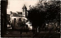 Corse Sainte-Lucie de Tallano - Le Quartier de l'Eglise - Lano